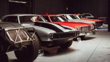 Auto's uit F&F en Starsky and Hutch